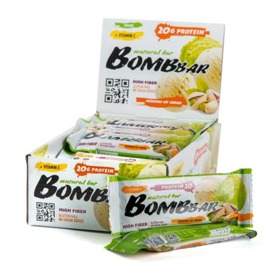 Bombbar (EN) / Products / Protein bars / BombBar protein