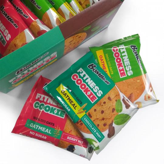 Bombbar (EN) / Products / Oats Cookies / Fitness-ассортиArtboard 1